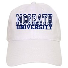 MCGRATH University Cap
