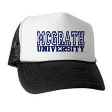 MCGRATH University Hat