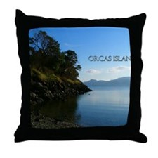 eastsound4 Throw Pillow