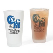 CMWrestling14 Drinking Glass