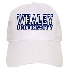 WHALEY University Baseball Cap