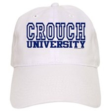 CROUCH University Baseball Cap