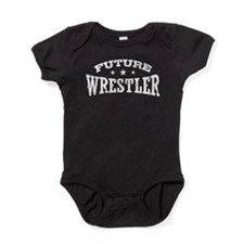 Future Wrestler Baby Bodysuit