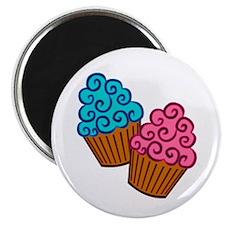 Cupcakes Magnet
