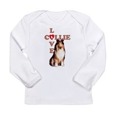 collie love2 Long Sleeve T-Shirt