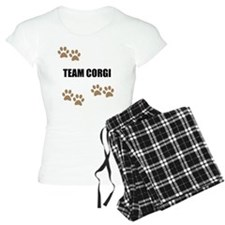 Team Corgi Pajamas