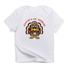Auntie's Lil' Gobbler Infant T-Shirt