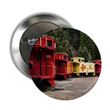 "(14) caboose line 2.25"" Button"