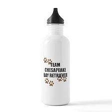 Team Chesapeake Bay Retriever Water Bottle
