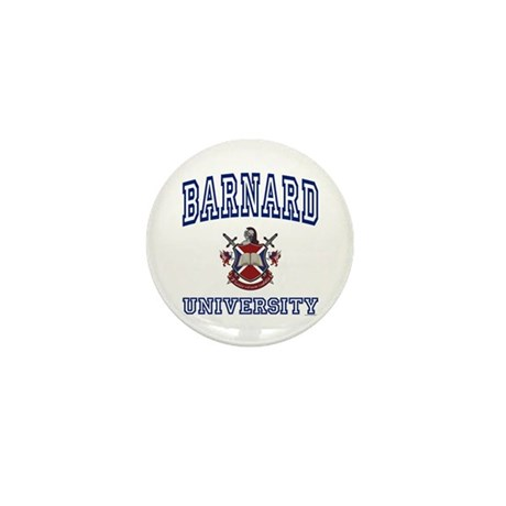 BARNARD University Mini Button