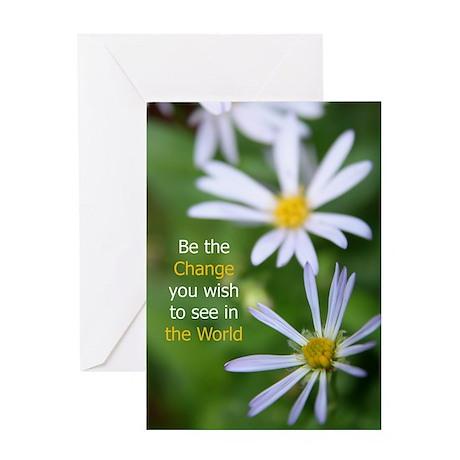 slidercase Greeting Card