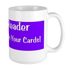 Tarot Reader Bumper Sticker Coffee Mug