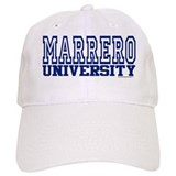 MARRERO University Baseball Cap