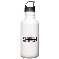 Cute Powerlifter Water Bottle