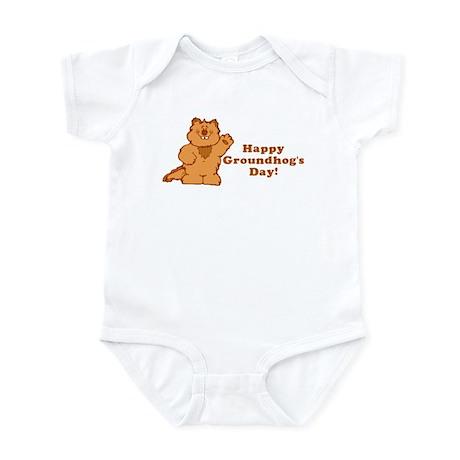 Groundhog's Day! Infant Bodysuit