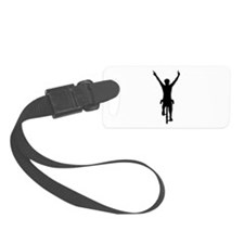 Cyclist winner Luggage Tag