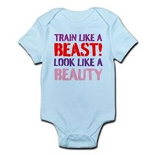 Train like a beast look like a beauty Body Suit