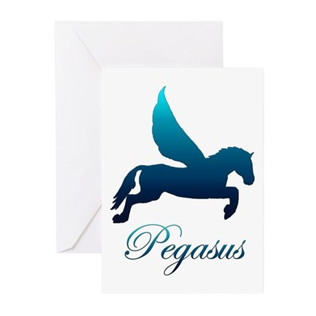 Pegasus Greeting Cards (Pk of 10)