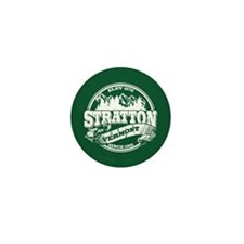 Stratton Old Circle Mini Button