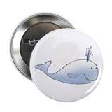 Blue Whale Button