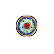 Luther Seal Mini Button (100 pack)