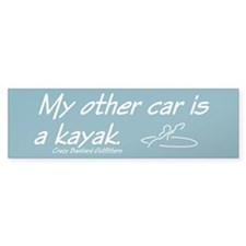 Paddler's Bumper Bumper Sticker