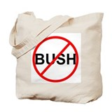 No Bush Tote Bag