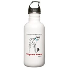 Tripawd Power16x20 Pos Water Bottle