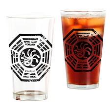 HydraVintage Drinking Glass