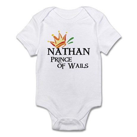 Nathan Prince of Wails Infant Bodysuit