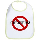 Anti CHEATERS! Bib
