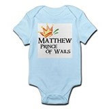 Matthew Prince of Wails Infant Bodysuit