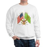 Irish American Flags Sweatshirt