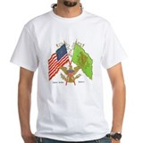 Irish American Flags Shirt