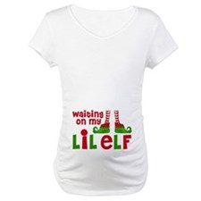 Waiting On Little Elf Shirt
