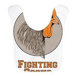 Fighting Cocks Bib