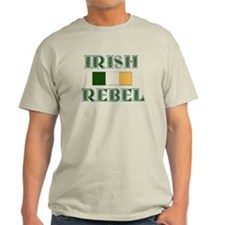 Irish Rebel w/Flag T-Shirt