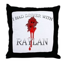 Raylan Throw Pillow