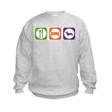 Eat Sleep Dachshund Sweatshirt