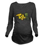 TOS Long Sleeve Maternity T-Shirt