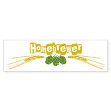 homebrewer1 Bumper Sticker