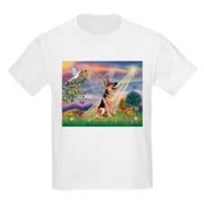 Cloud Angel & G-Shepherd T-Shirt