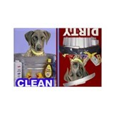 Unique German shorthaired pointer items Rectangle Magnet (10 pack)