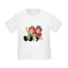 Raggedy Ann & Andy Doll's Toddler T-Shirt