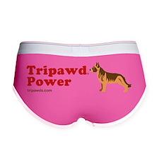 Tripawd PowerGSD 10x3 Women's Boy Brief
