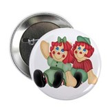 Raggedy Ann & Andy Doll's Button