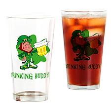 drinking buddy Drinking Glass