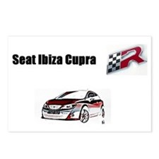 cupra_r Postcards (Package of 8)
