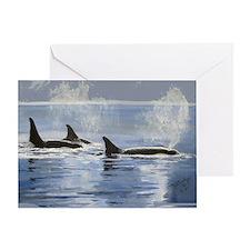 whalesorn Greeting Card