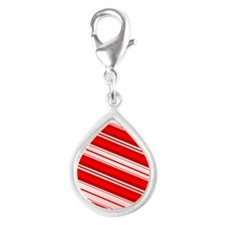 Peppermint Candy Cane Charms